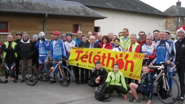 Handicap et Téléthon Pont-Audemer