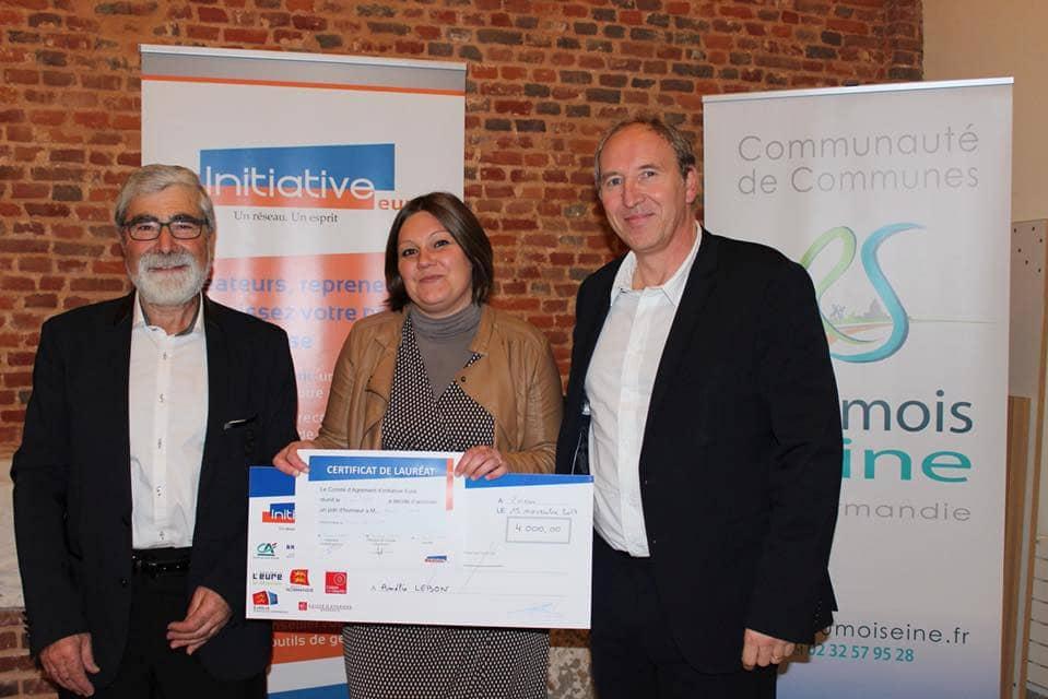 Communauté de commune du Roumois : Lauréat